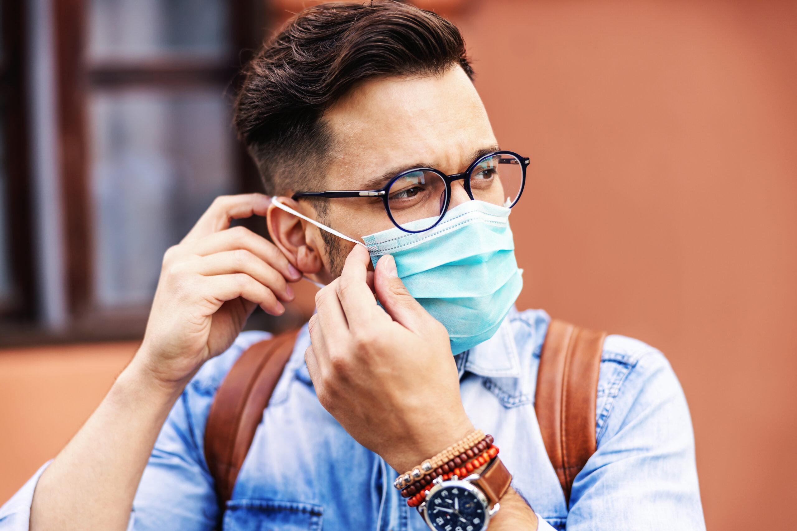 Stadtverwaltung: Maskenpflicht in der Innenstadt ab dem 5. Dezember