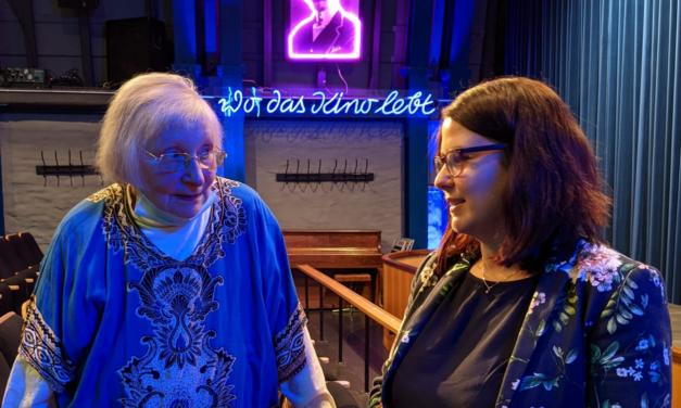Film-Matinée ehrt Marlies Krämer